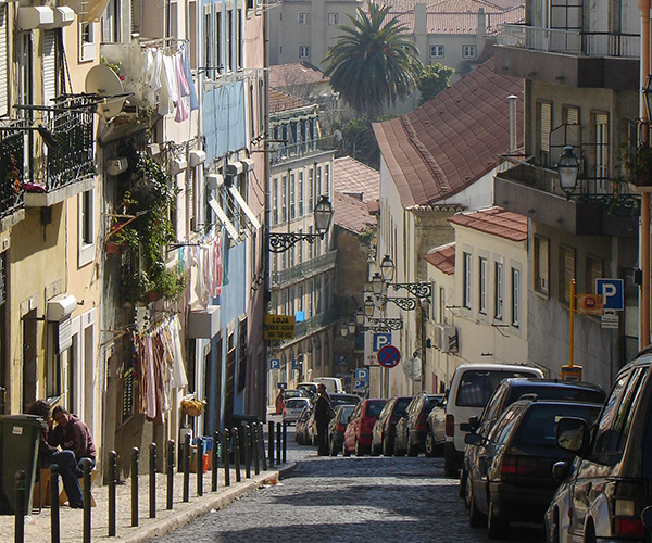 Falling in Love and Longing in Lisbon