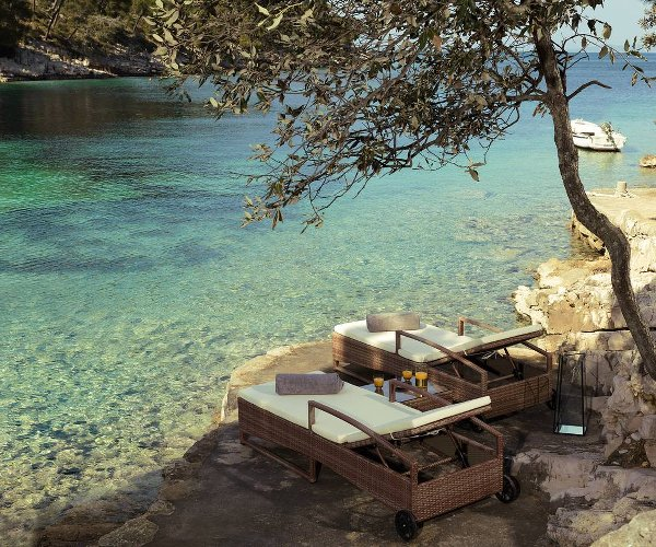 A Guide to Croatia's Island Hideouts - Little Green Bay, Hvar